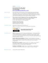 Resume For Photographer Matthew Jacobson U0027s Blog Thoughts Sharing Interest