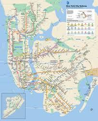a map nyc mta info mta subway map