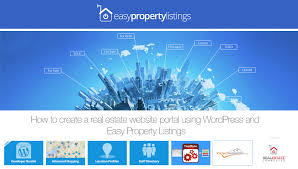 Free Real Estate Website Templates Wordpress by How To Create A Real Estate Website Or Portal With Easy Property