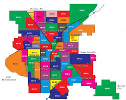 Oklahoma City Zip Code Map by Zip Code Map Las Vegas Clark County Nv Zip Codes 702 508 8262