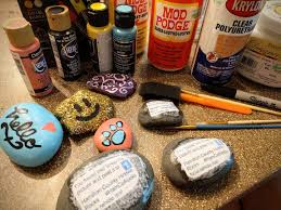Barnes And Noble Noblesville Hidden Rocks Create Happiness Fishers