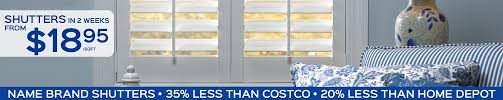 orange county shutters and blinds shutter nation