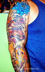 full sleeve chest and arm gallery anna hang tattoo