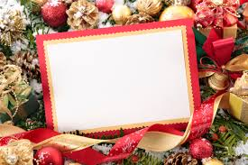 blank christmas card with red border photo free download