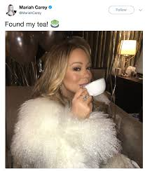 Mariah Carey Meme - found her tea mariah carey new year s eve performance fail