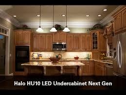 halo led under cabinet lighting halo hu10 led undercabinet youtube