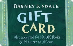 barnes noble green gift card 2000003505180 gift card