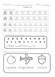 all worksheets alphabet worksheets pdf free printable