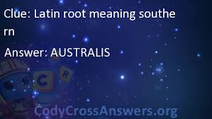 what is the latin root meaning light latin root meaning southern answers codycrossanswers org