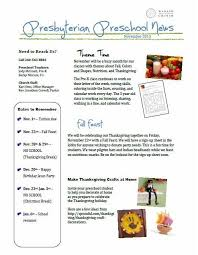 november 2013 preschool newsletter wabash presbyterian church