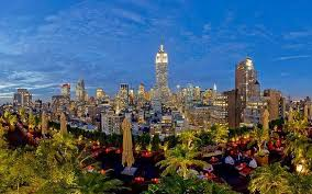 Top Rooftop Bars In London Top 5 Rooftop Bars U0026 Gardens In Manhattan New York City New