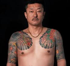 japanese on chest from itattooz