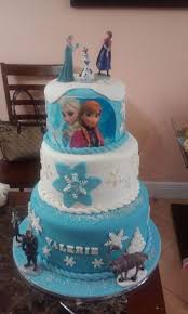 frozen birthday cake granddaughter 3 birthday
