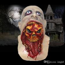 Scary Mask 2015 The Most Popular Halloween Full Head Mask Latex Creepy Scary