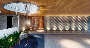 Home Wall Lighting Design Fabulous Wall House By Farm Design Inspiration Contemporary