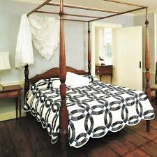 Four Poster Bed Frame Queen by Reproduction Antique Beds U0026 New England Handcrafted Bedroom Furniture
