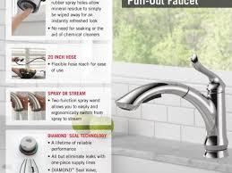 no touch kitchen faucet sink faucet delta touch faucet touch sensor kitchen faucet