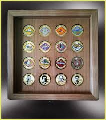 3x5 Flag Display Case With Certificate Cub Scout And Eagle Scout Shadow Boxes