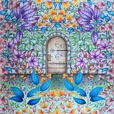 secret garden coloring book chile secret garden colouring book pea murderthestout