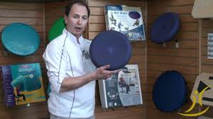 Seating Disc Balance Cushion Fitterfirst Sit Disc Youtube