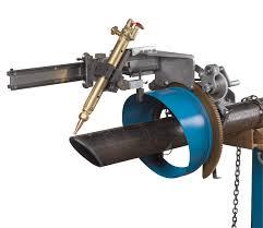 shape cutting attachment h u0026m pipe beveling machine company inc