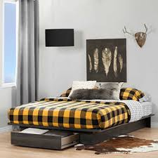 metal bed frames u0026 headboards trundle bed frames