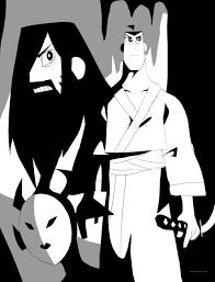 samurai jack artstation samurai jack astro punk