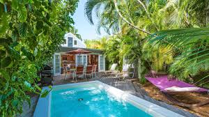 Cottages To Rent With Swimming Pools by The Lilac Cottage Key West House Rental Last Key Realty