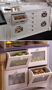 vegetable storage kitchen cabinets 15 cool kitchen ideas for storing fresh produce styletic