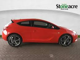 opel astra gtc 2015 used 2015 vauxhall astra gtc 1 4 i 16v turbo limited edition coupe