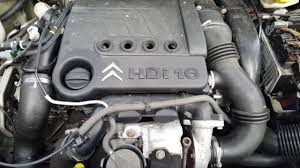 2003 citroen c3 1 4 diesel 16v manual engine code dv4ted4 8hy
