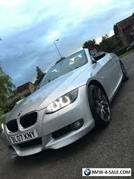 2007 bmw 335i turbo for sale 2007 sports convertible 335 for sale in united kingdom