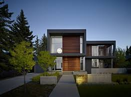 contemporary house displaying a neat interior the summit house