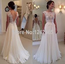 wedding dress malaysia aliexpress buy low back appliqued cheap wedding dresses