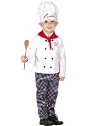 Chef Costume Profession Costumes For Babies Party Fiesta