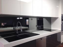 Mirrored Kitchen Backsplash Kitchen Mirrored Kitchen Backsplash Inspirational Toughened Grey