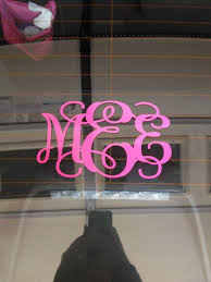 monogram car decal greet monogram car decal all about car pictures hd with monogram