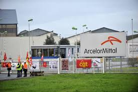 si e social arcelormittal arcelormittal workers on strike at basse indre in loire atlantique