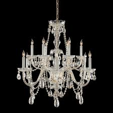 Cheap Chandeliers For Dining Room by Decorating Dress Up Your Sweet Home With Crystorama Chandelier