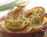 cuisiner des queues de langouste recettes gastronomique langouste toutes les recettes