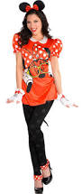 teenage halloween costumes party city create your own women u0027s minnie mouse costume accessories party city
