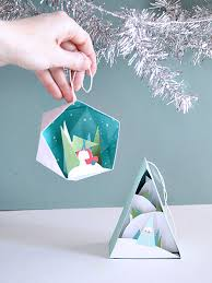 through the woods ornaments u2013 2 pack smallful christmas gifts