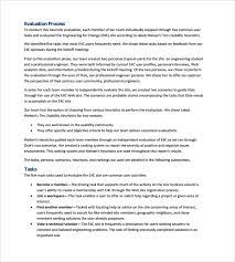website evaluation report template sle evaluation 13 documents in pdf word