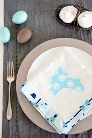easter napkins how to sew easter napkins weallsew