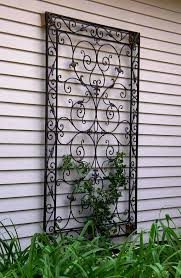 Trellis On Marvelous Ideas Metal Wall Trellis Stylish Design 25 Best Ideas