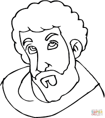 joseph from bible coloring page free printable coloring pages