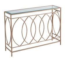 Gold Console Table Console Table Rentals Event Furniture Rental