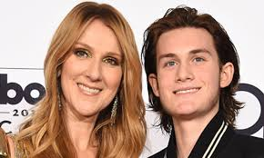 selin dion hockey mum celine dion shows off dance moves at son s game
