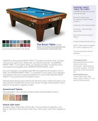Smart Pool Table Diamond Smart Table Coin Operated