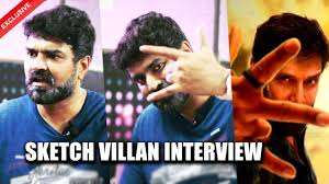you will see north madras vikram in movie sketch upcoming